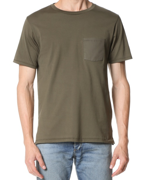 Rag & Bone Trooper Pocket Tee