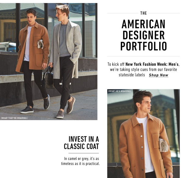 East Dane: The American Designer Portfolio