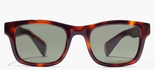 Irving Sunglasses in Soft Tortoise