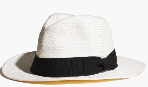 Madewell x Biltmore Panama Hat