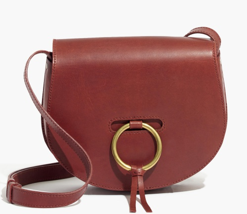 The Lisbon O-Ring Saddlebag
