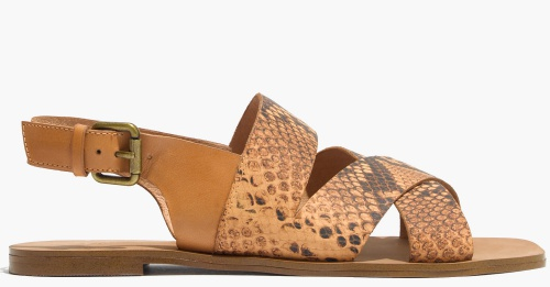The Elliott Sandal in Python Print