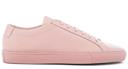 Common Projects Original Achilles Low in Blush