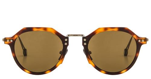 Ahlem Gare St Lazare Sunglasses in Classic Turtle