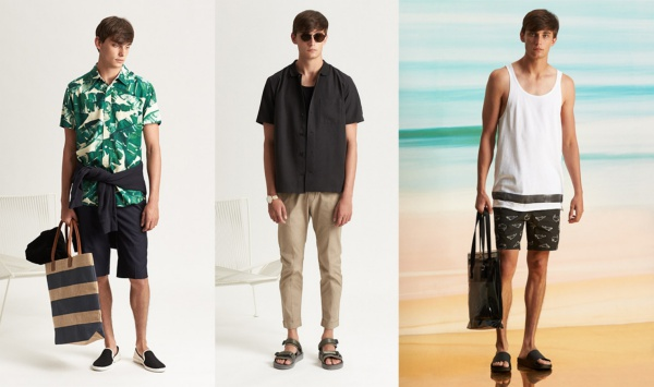 3cc00b72b6a The latest Revolve style edit features laid-back summer fashion for men. It  highlights casual-cool beachwear options that are perfect for basking in  the sun ...