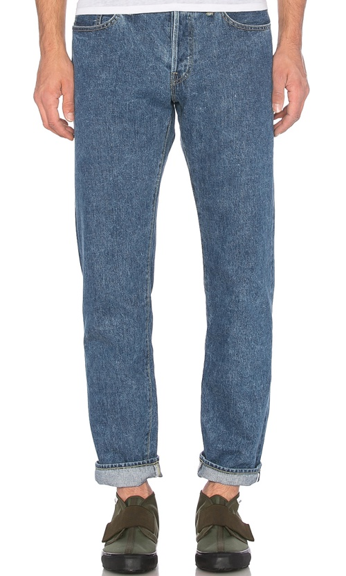 The Hill-Side 12.5oz Japanese Selvedge Denim