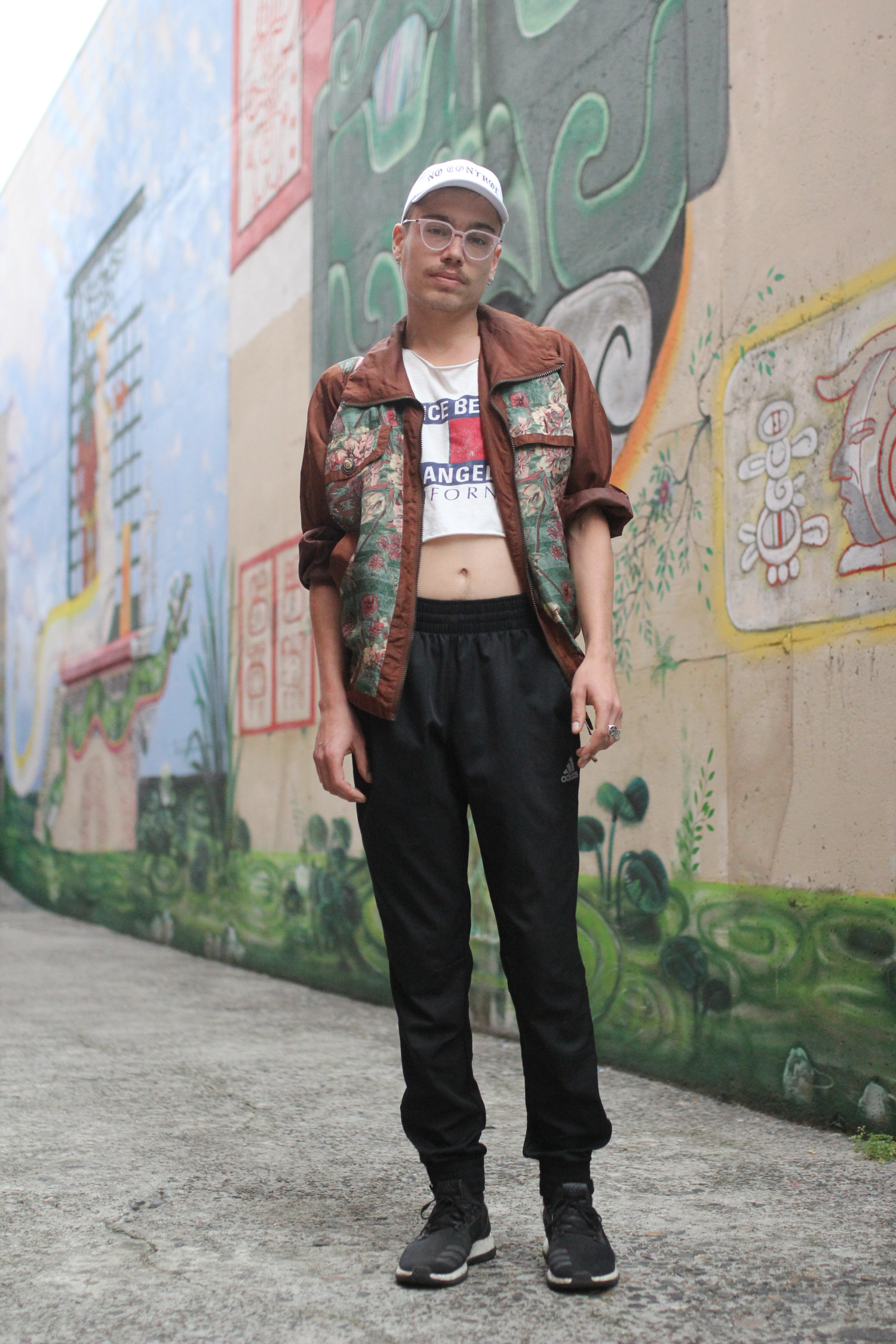 street style - Gary - Qunel.com - Fashion, beauty and