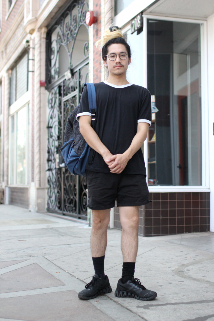 American Apparel, Echo Park, reebok, spurling lakes, street style